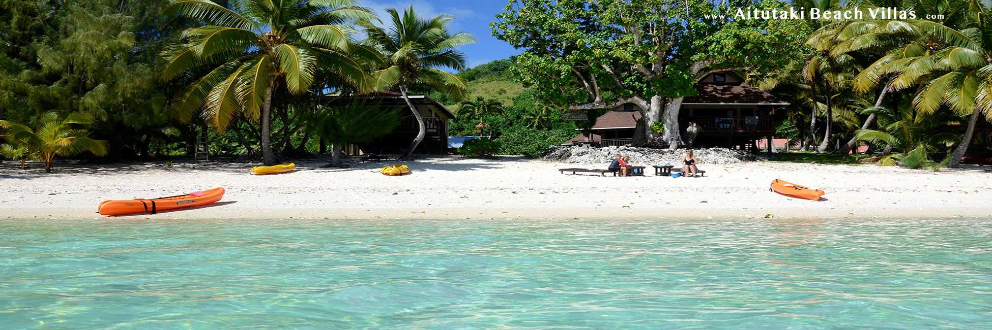 Aitutaki Beach Villas Affordable