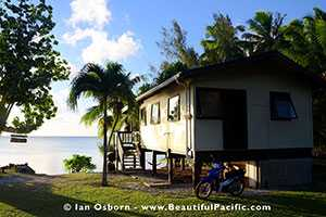 absolute beach front bungalow King bungalow